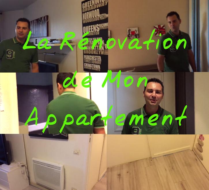 La rénovation de mon appartement