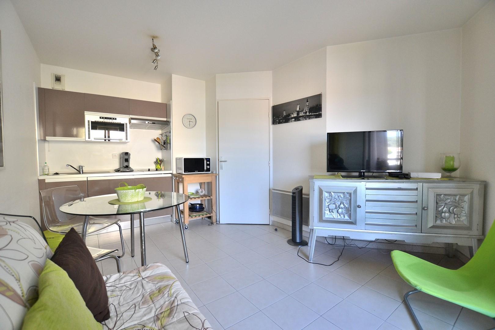 Deuxième appartement Juan Les Pins