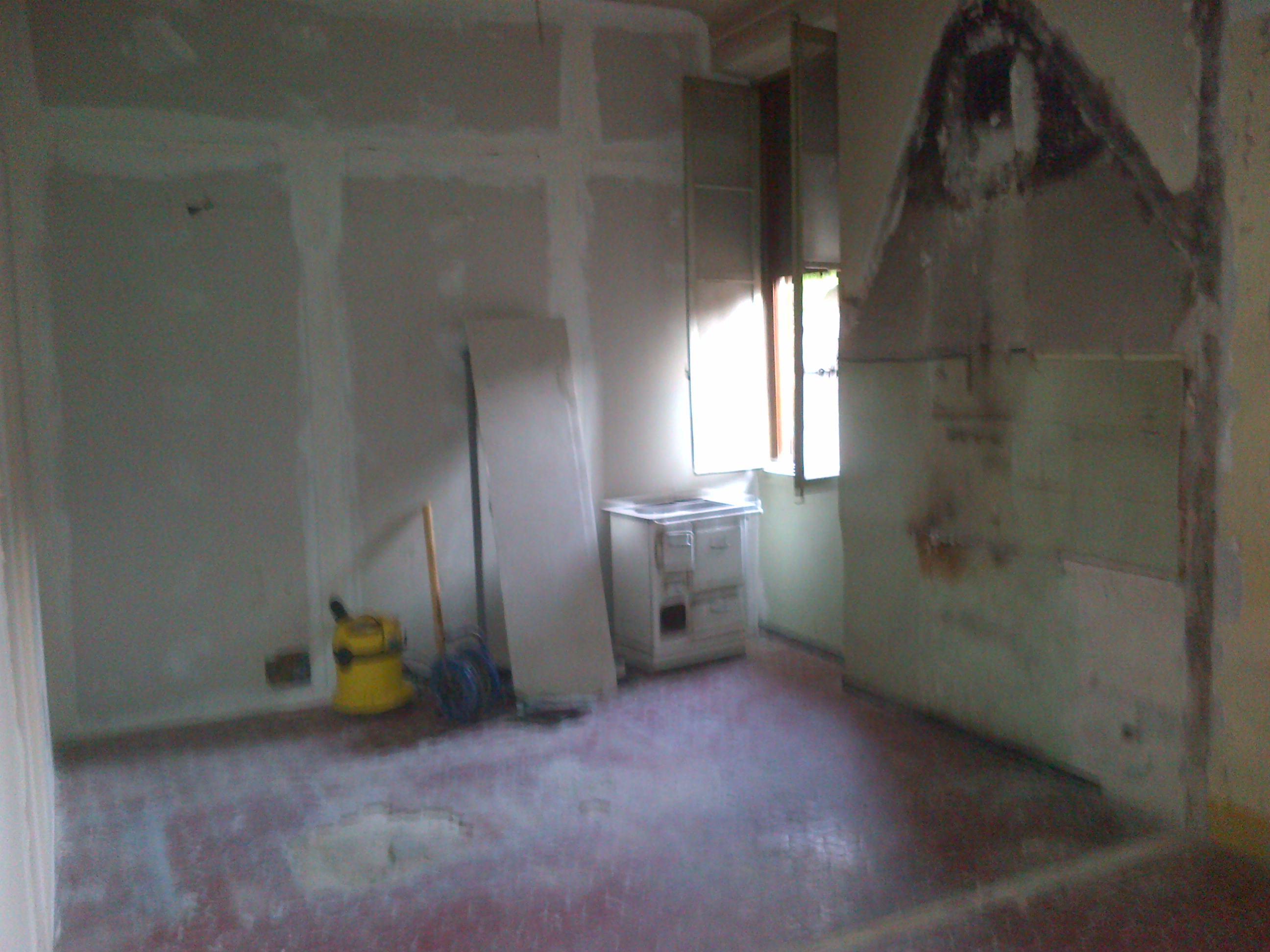 La rénovation de mon studio à Saint André de la Roche