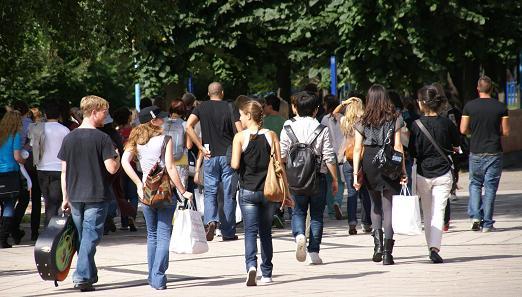 Meublé étudiant: Le rush étudiant